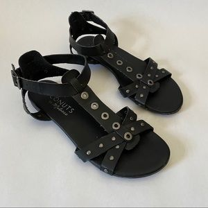 Coconuts By Matisse Gladiator Strappy Sandals, 7.5